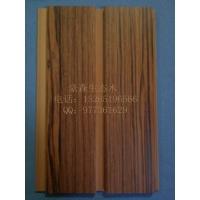 生態木背景墻 山東臨沂豪森木塑板