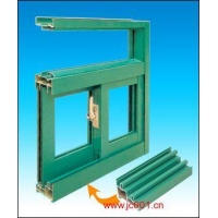 供应各系列铝门窗型材