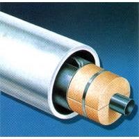 钢套钢蒸汽预制直埋保温管-保温