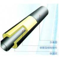 聚氨酯发泡直埋保温预制管-保温