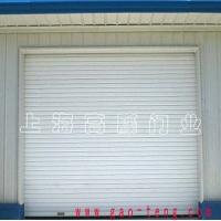 上海高藤门业供应欧式工业保温卷帘门 厂家可定做