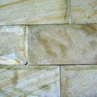 重庆文化石-黄木纹砂岩