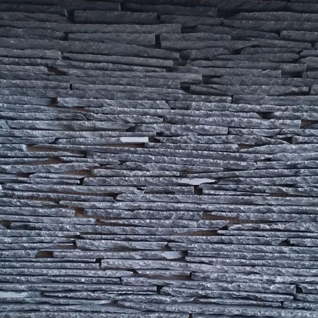 黑色流水石
