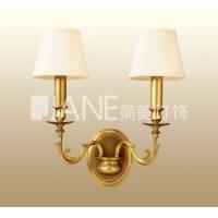全铜灯壁灯铜灯全铜灯美式铜灯