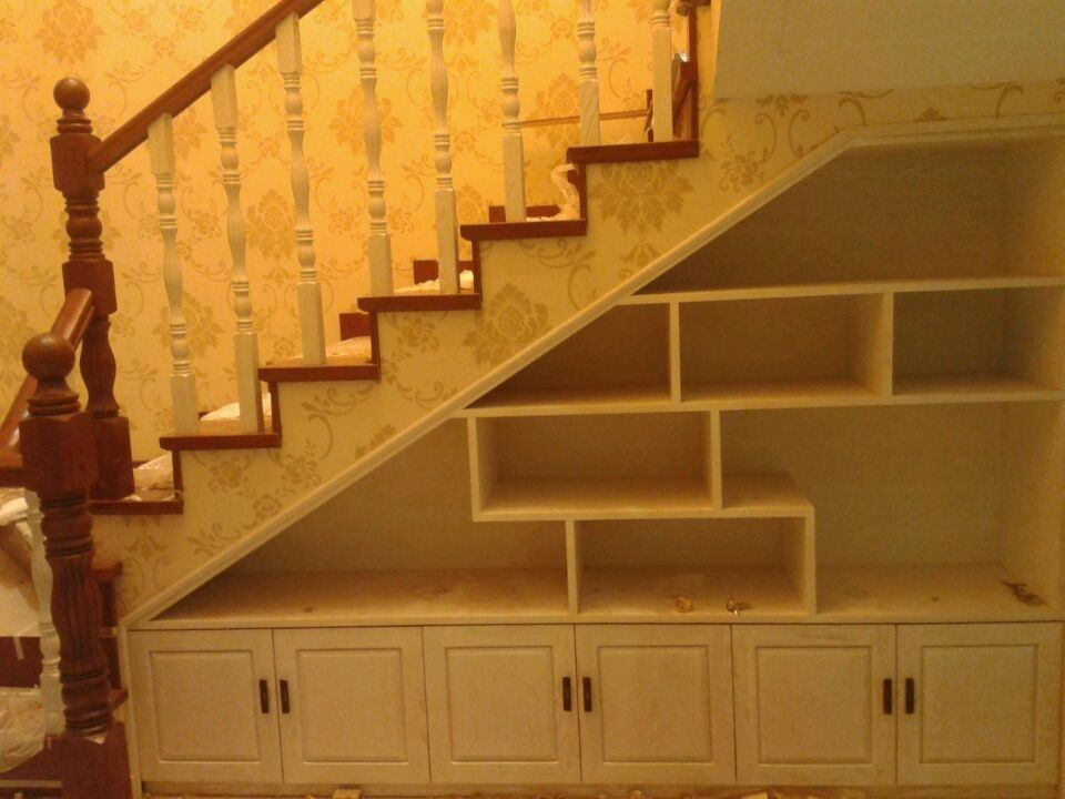 楼梯儿童简笔画