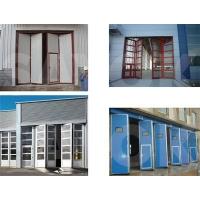 安徽赛科钢质折叠门,钢制折叠门