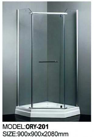 简易淋浴房|西安欧罗雅淋浴房