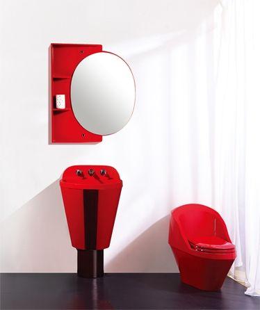 浴室柜|西安欧罗雅浴室柜