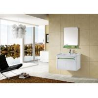 圣罗兰BS-403 简约现代 实木主柜+层架 挂墙式浴室柜