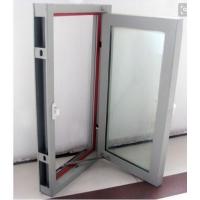 钢制平开、固定防火窗