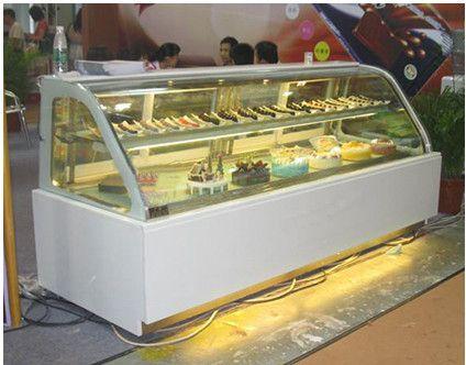 大理石蛋糕柜 钢化玻璃蛋糕柜 佳伯JB-XADGG-A3蛋糕