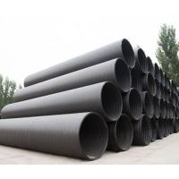 双平壁钢塑复合排水管|双平壁钢塑管-江龙牌