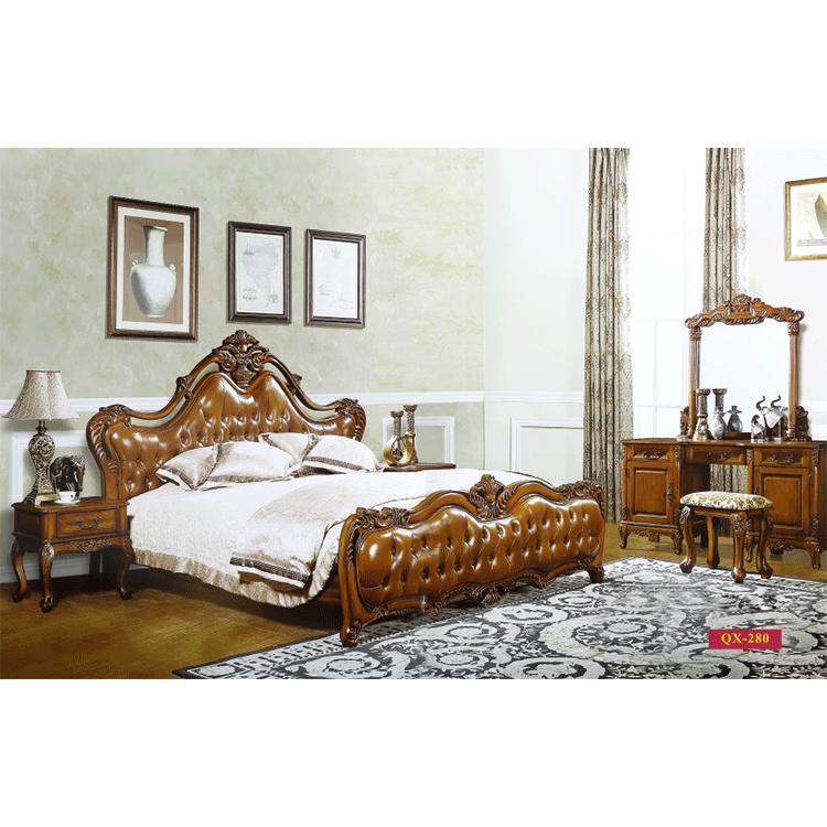 伊丽莎白 整装定制-卧室床 QX-280