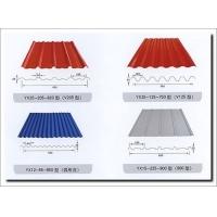 长沙厂房建设彩钢屋面板YX35-125-750