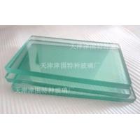 小片钢化玻璃