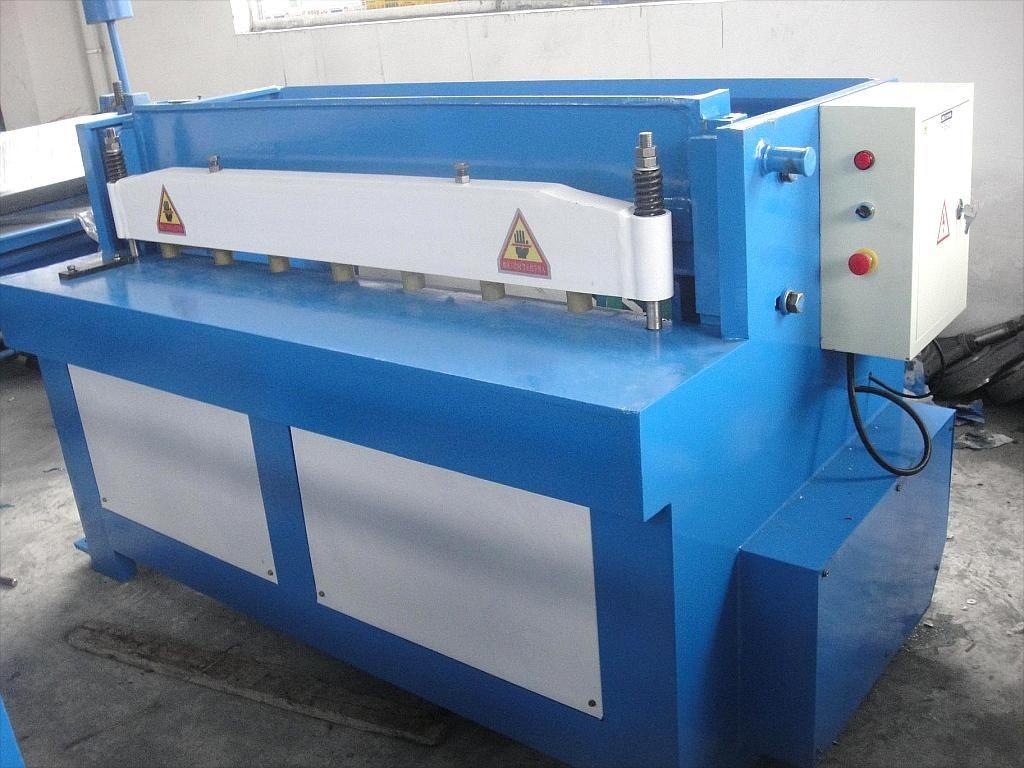 液压剪板机电气原理图