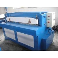 供青海液压数控摆式剪板机和西宁剪板机首选长江