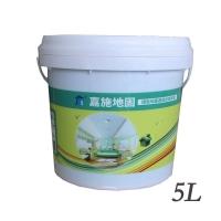 装饰建材涂料辅料  嘉施环保地固   5L/桶