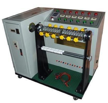 插头引线弯曲试验机 线材弯折试验机 摇摆试验机