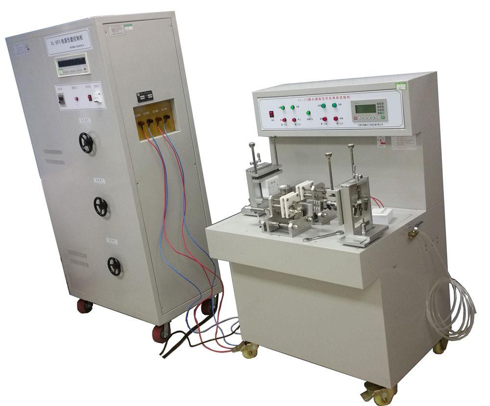 XL-2Q插头插座及开关寿命试验机