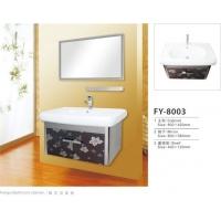 成都枫艺厨卫不锈钢浴室柜FY-03