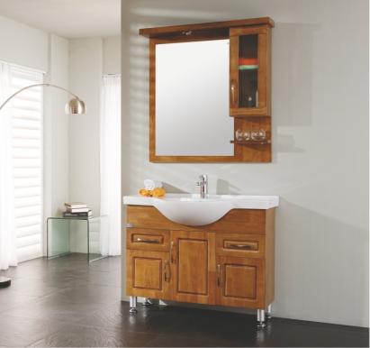现代简欧风格浴室柜