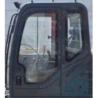 神钢挖掘机260LC-8驾驶室 后盖 侧门 挡风玻璃 链条