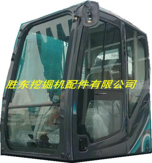 神钢250-10挖掘机驾驶室