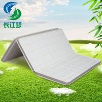 竹原纤维床垫 定制1.5 1.8m 羊绒 折叠床垫 学生床垫