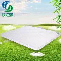 竹原纤维床垫 天然乳胶床垫1.5 1.8m席梦思床垫 长江梦