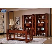 瀚晟堂红木家具-容悦多福书房家具,新中式红木家具