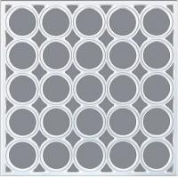 高晶格栅板|镂空格栅板