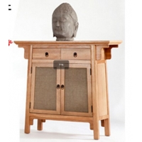 成都定制仿古神台翘头案琴台供桌中堂,佛龛等中式仿古家具