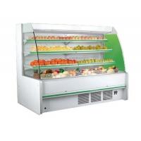 风幕柜 弧形风幕柜  超市冷柜 保鲜柜