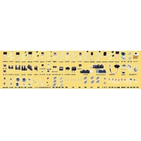 红外线接收器 RS-381 贴片 CITIZEN