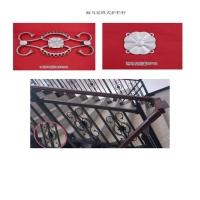 铝合金栏杆 阳台栏杆,防护护栏 庭院栏杆