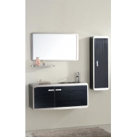 新款304不锈钢现代柜挂墙浴室柜