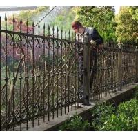 庭院铁艺围栏