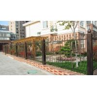 武汉欧式庭院铁艺围栏