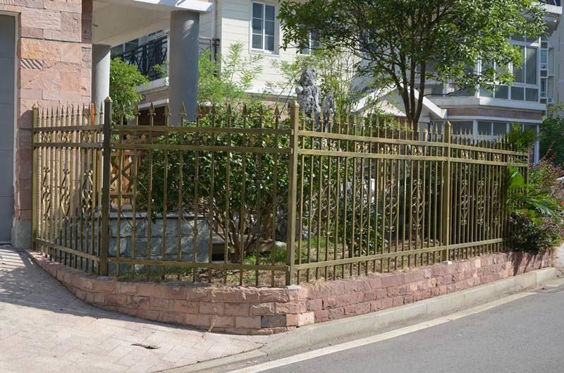 武汉欧式铁艺围栏庭院日本学室内设计图片