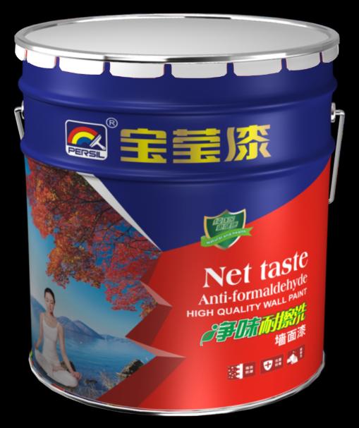 中国著名品牌涂料*国家免检油漆*宝莹漆产品系列