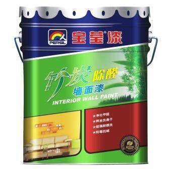 竹炭除醛墙面漆-环保油漆厂家代理好品牌尽在宝莹漆