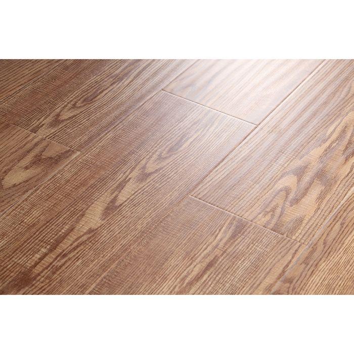 德寶地板T3手抓紋係列強化木地板T3-7風情深棕