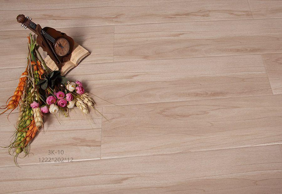 德寶鏤銑光麵強化地板 3K-10