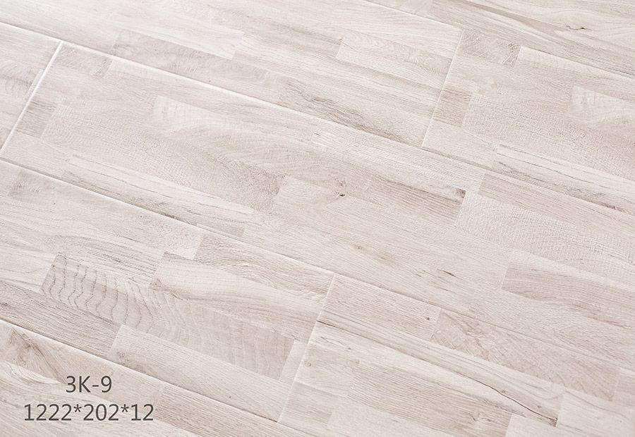 德寶鏤銑光麵強化地板 3K-9
