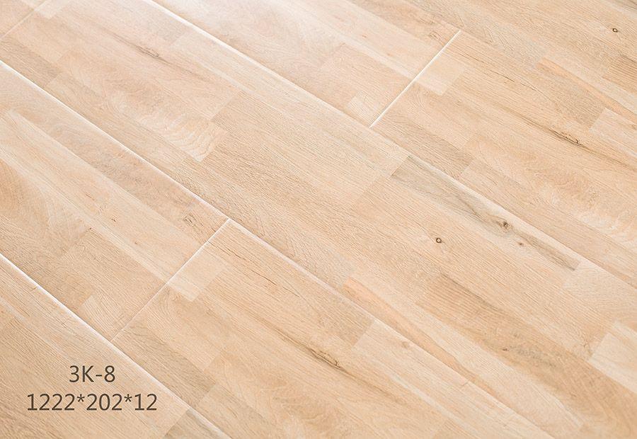 德寶鏤銑光麵強化地板 3K-8