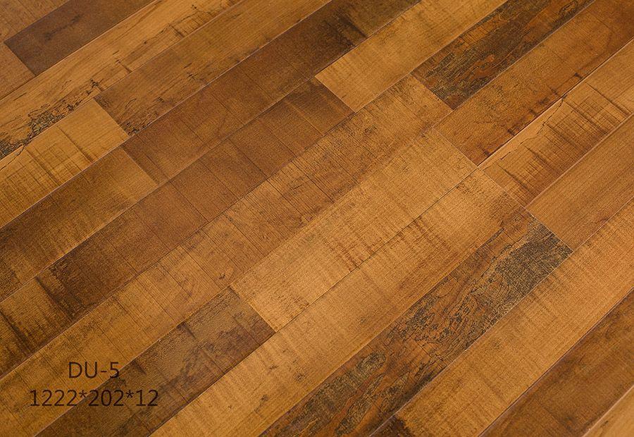 大发拼花强化地板 DU-5