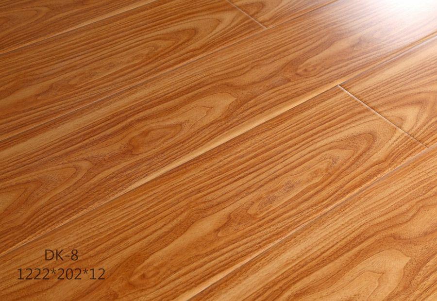 大发镂铣强化地板 DK-08