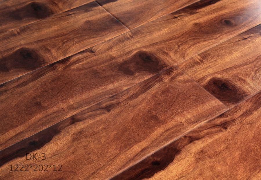大发镂铣强化地板 DK-03