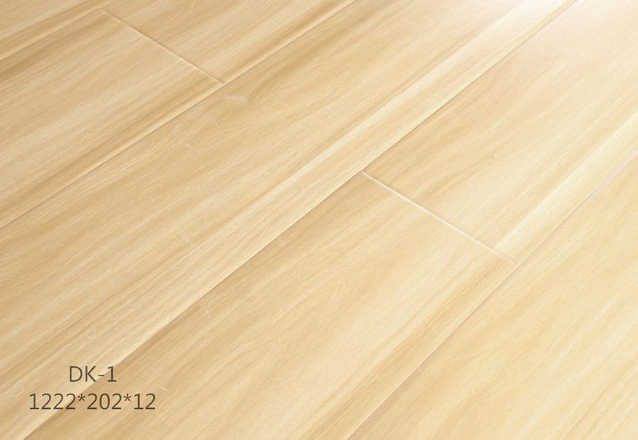大发镂铣强化地板 DK-01